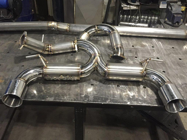 Dorians Exhaust